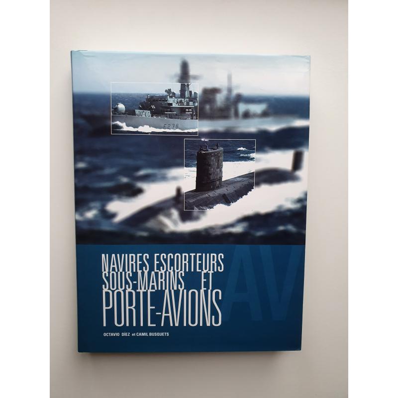 Navires escorteurs sous-marins et porte-avions
