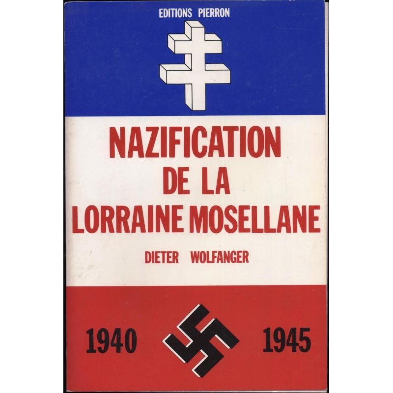 Nazification de la Lorraine mosellane