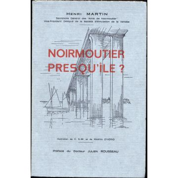 Noirmoutier presqu'ile