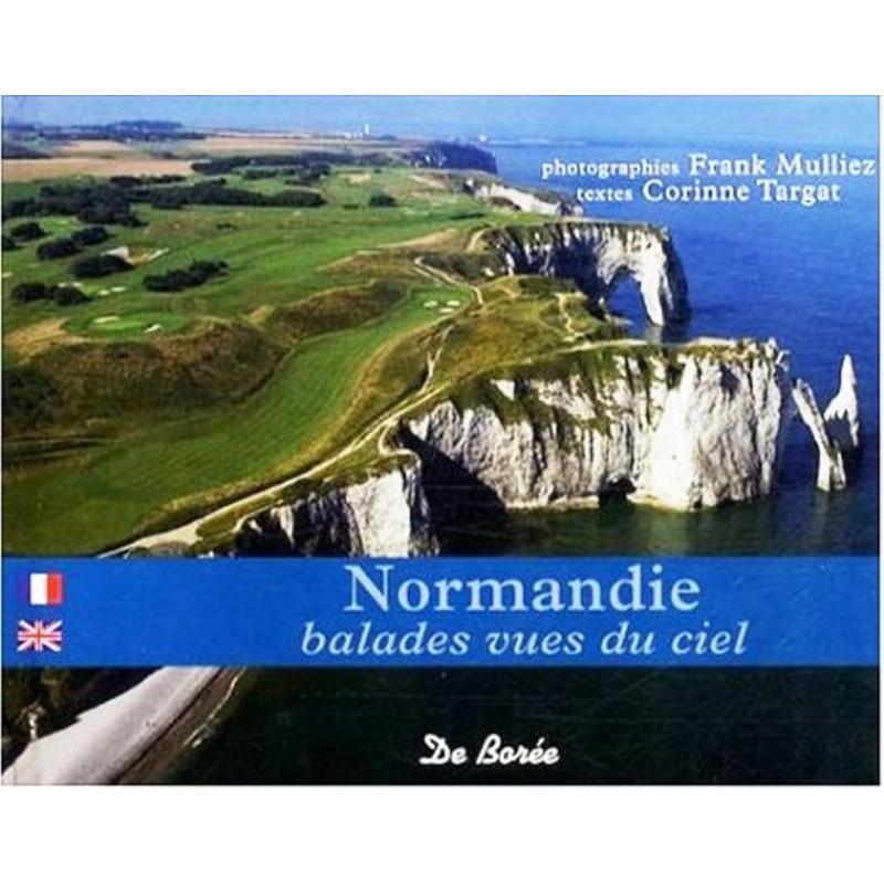 Normandie ballades vues du ciel (destockage)