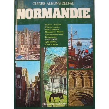 Normandie - Guides albums Delpal