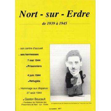 Nort-sur-Erdre de 1939 à 1945