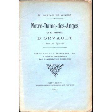 Notre-Dame des Anges en la paroisse d'Orvault près de Nantes