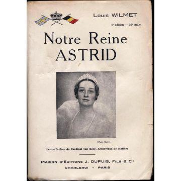 Notre reine Astrid