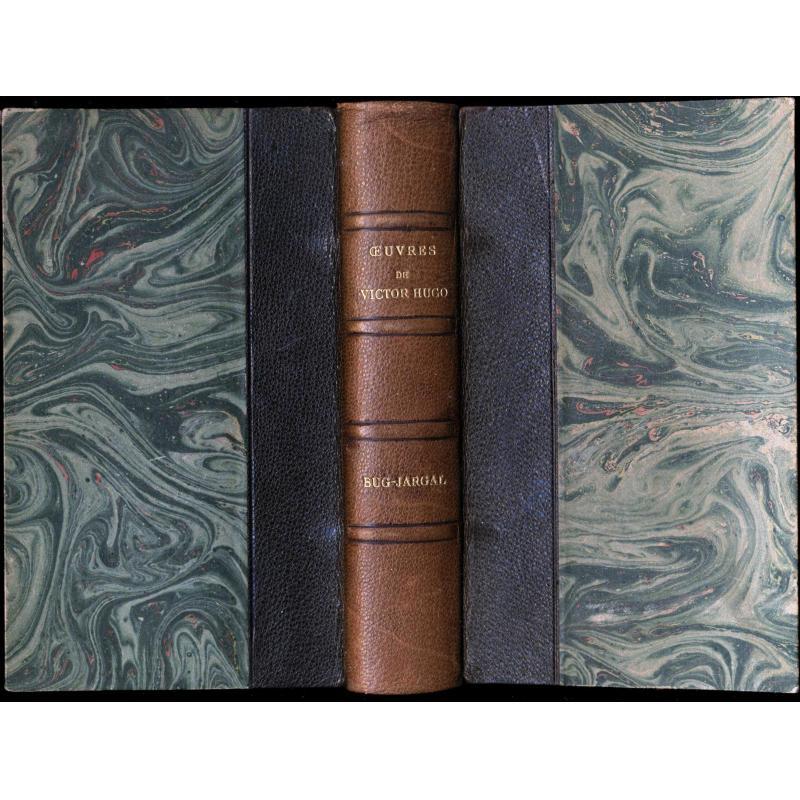 oeuvres de Victor Hugo Bug-Jargal