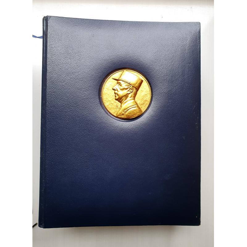 Oeuvres et mémoires de guerres de de Gaulle 5 tomes