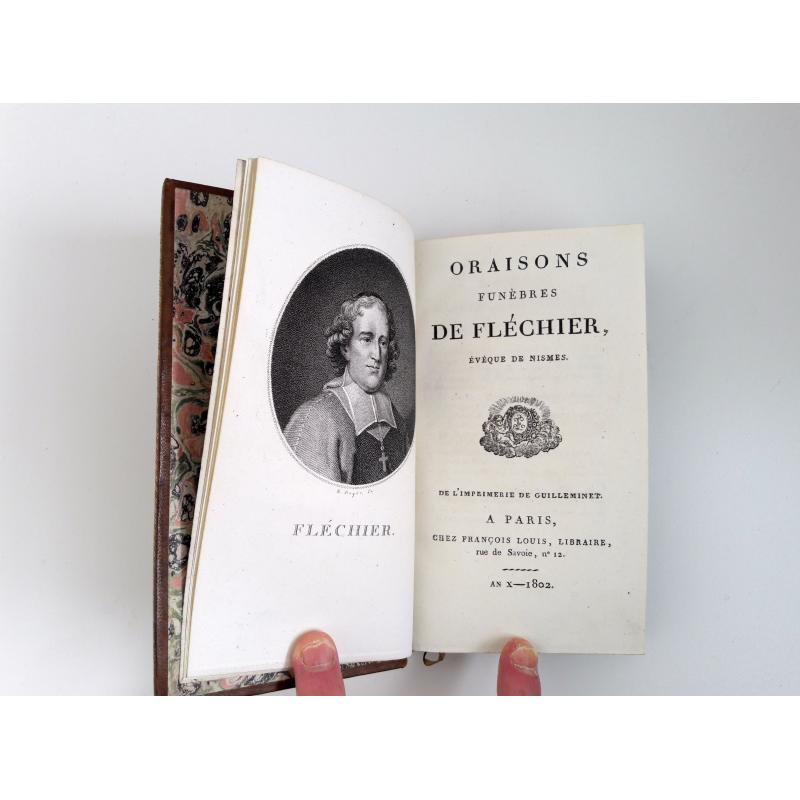 Oraisons funèbres de Fléchier 1802