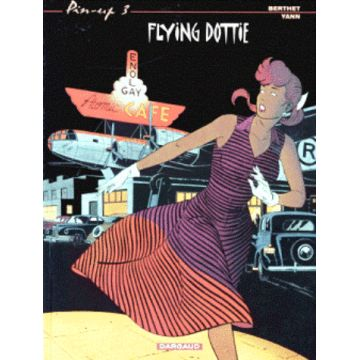 Pin-Up Tome 3 - Flying Dottie