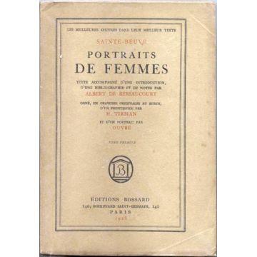 Portraits de femmes Tome 1