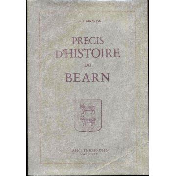 Précis d'histoire du Béarn