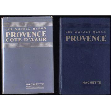 Provence Cote d'Azur, Guides bleus