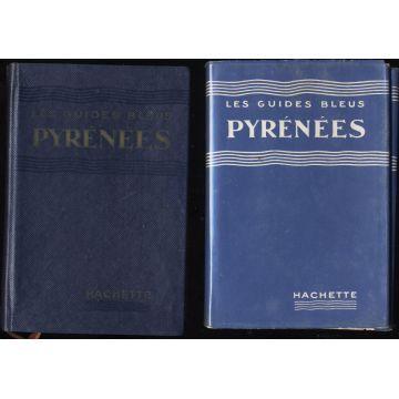Pyrenees. Guides bleus Hachette