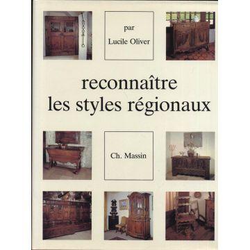 Reconnaitre les styles régionaux