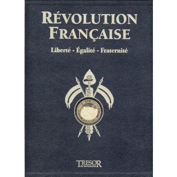 Révolution française avec son coffret numéroté