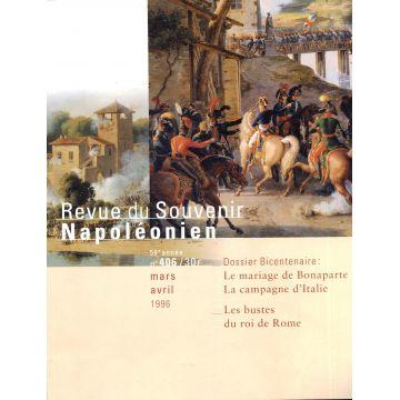 Revue du Souvenir Napoléonien n°406