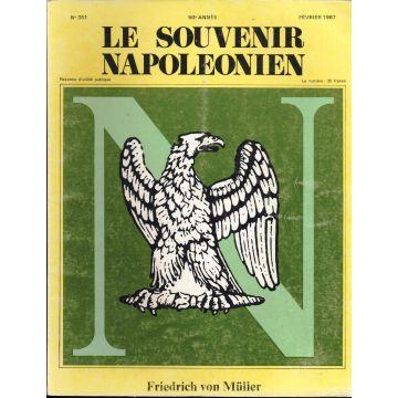 Revue Le Souvenir napoléonien n°351 a 360