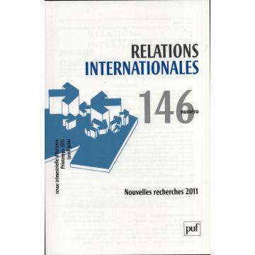 Revue Relations internationales n°146