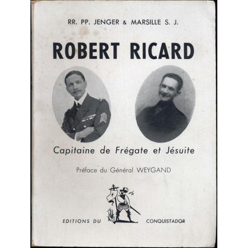 Robert Ricard victime du siège de Brest  (1883-1944)