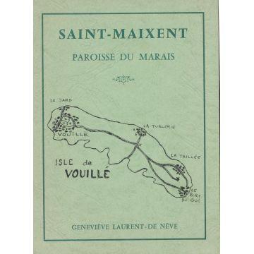 Saint Maixent paroisse du marais