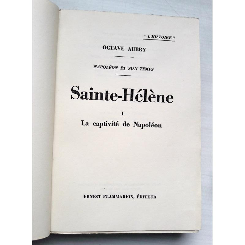 Sainte-Helene en 2 tomes
