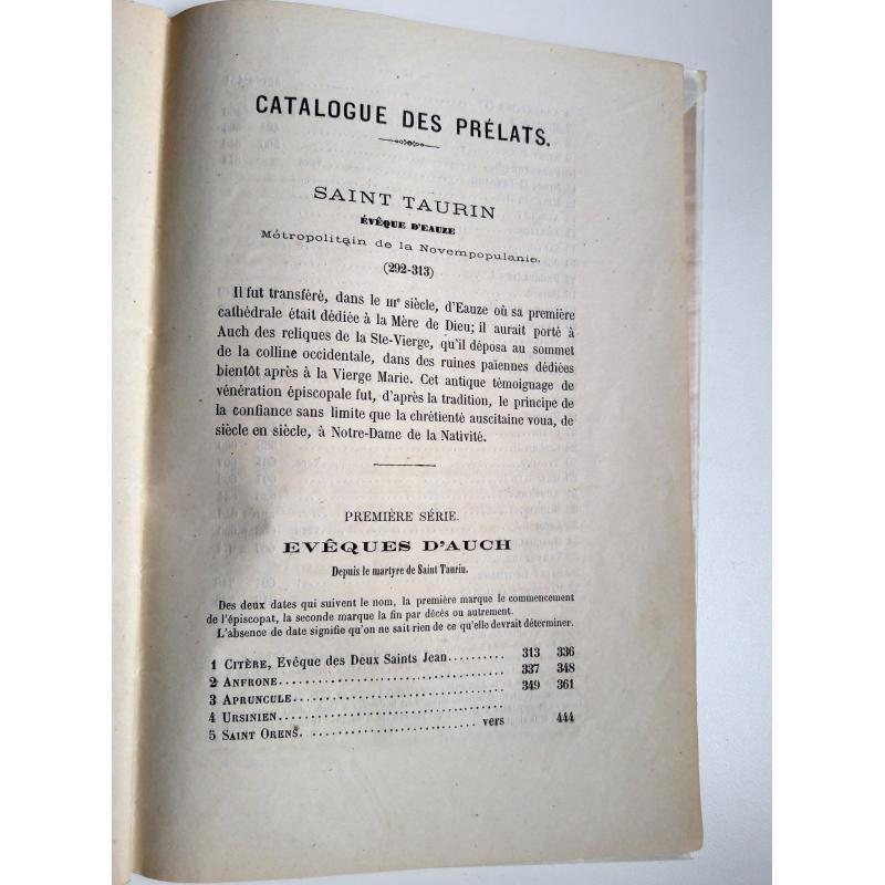 Sainte-Marie d'Auch son histoire, ses vitraux, son choeur, son avant-choeur