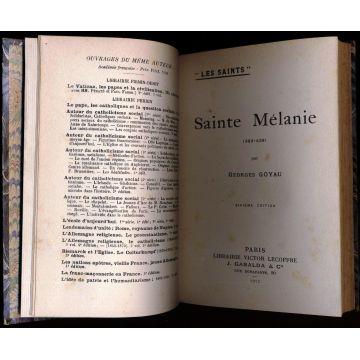 Sainte Mélanie (383-439)