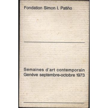 Semaines d'art contemporain