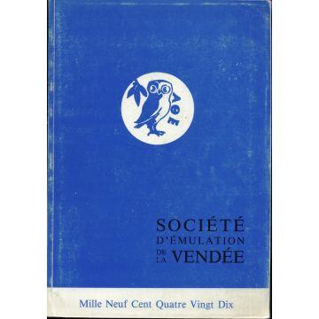 Société d'émulation de la Vendée 1990