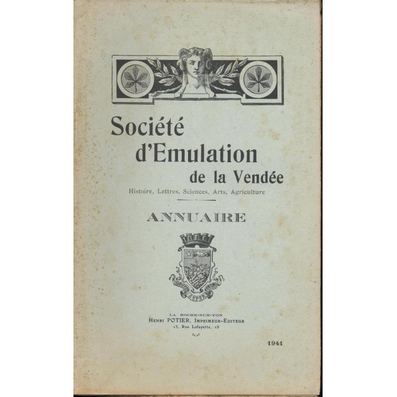 Société d'émulation de la Vendée
