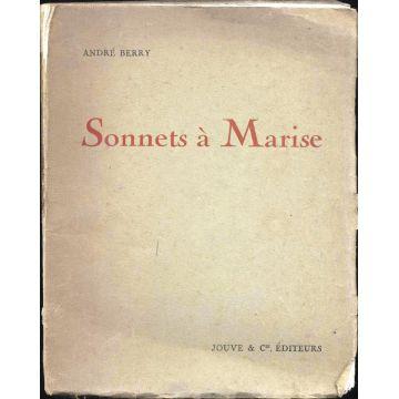 Sonnets à Marise