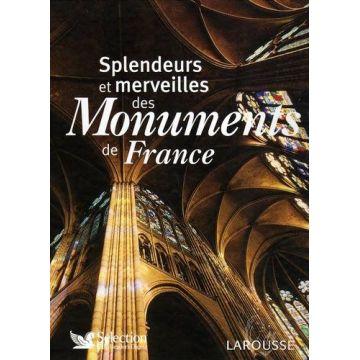 Splendeurs et merveilles des monuments de France