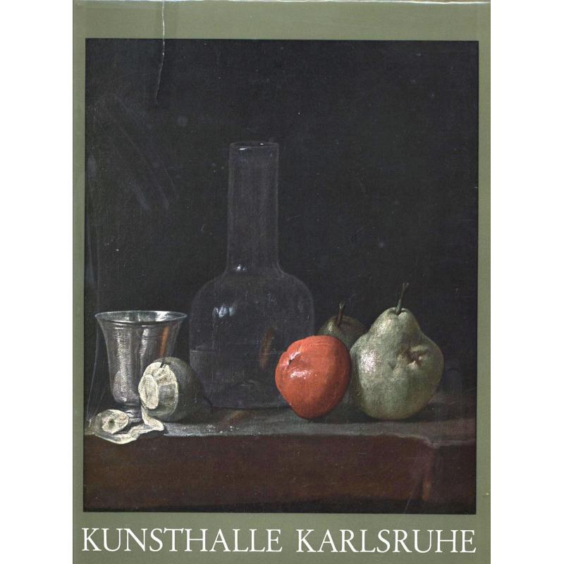Staatliche Kunsthalle Karlsruhe (en allemand)