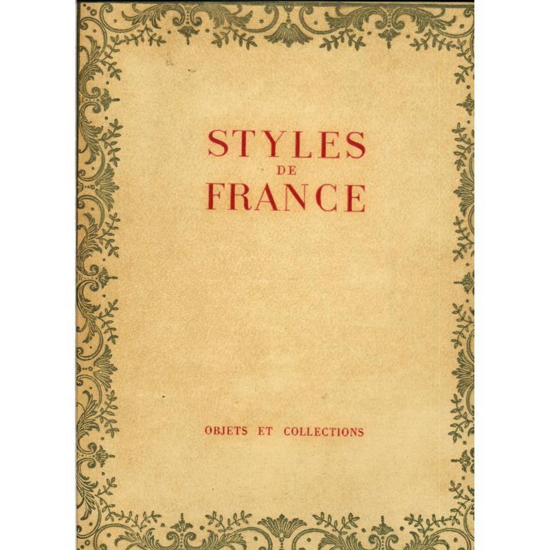 Styles de France 1610 - 1920