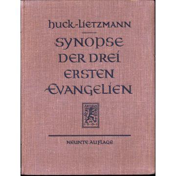 Synopse der drei ersten evangelien