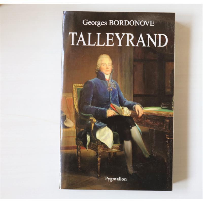 Talleyrand par Bordonove