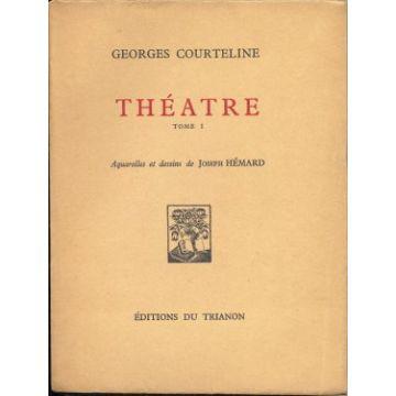 Théâtre tome 1 de Courteline