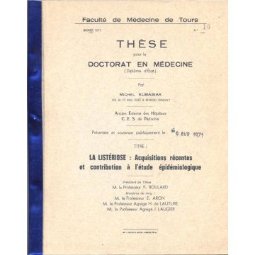thesis of doctorat