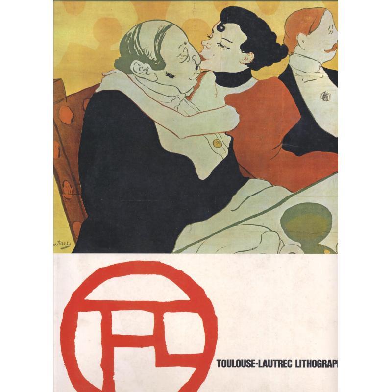 Toulouse - Lautrec lithographies