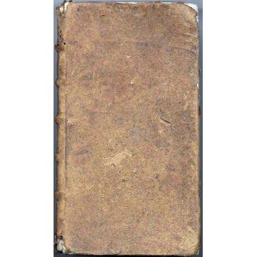 """Traite des """"hipoteques"""" - 1722 ?"""