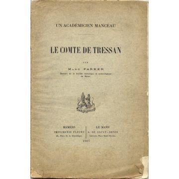 Un academicien Manceau Le comte de Tressan
