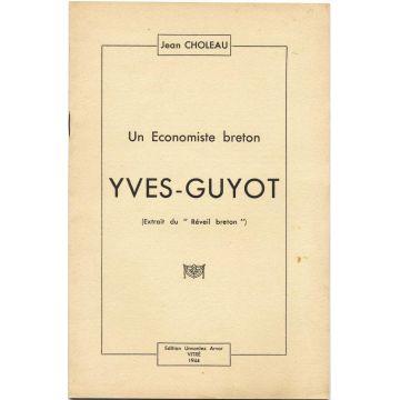 Un economiste breton YVES - GUYOT