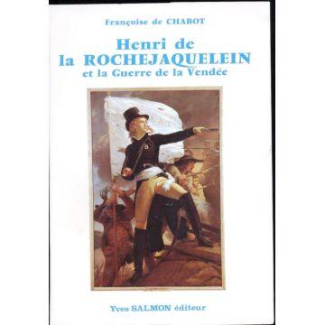 VENDU Henri de La Rochejaquelein et La Guerre de la Vendée