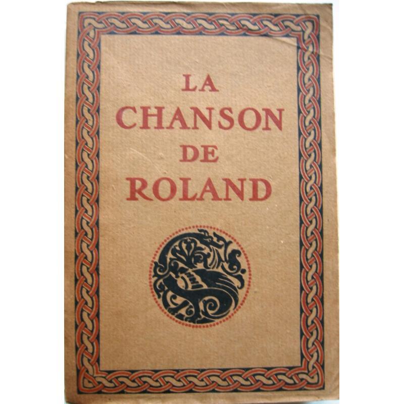 VENDU La chanson de Roland