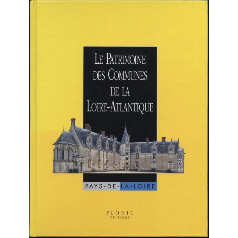 VENDU Le patrimoine des communes de la Loire-Atlantique, 2 tomes