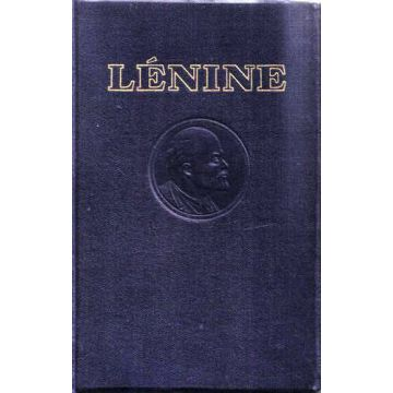 VENDU Lenine Oeuvres choisies en 2 volumes TOME 1