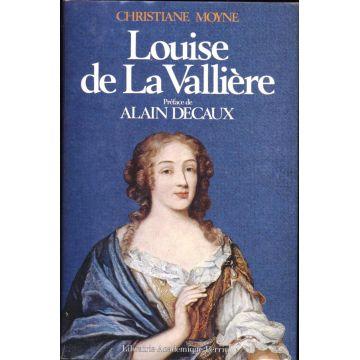 VENDU Louise de la Valliere