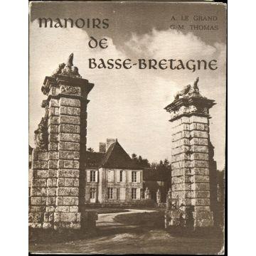 VENDU Manoirs de Basse-Bretagne