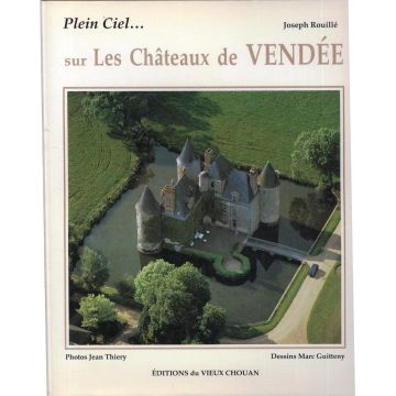 VENDU Plein ciel,,, sur les chateaux  de Vendée
