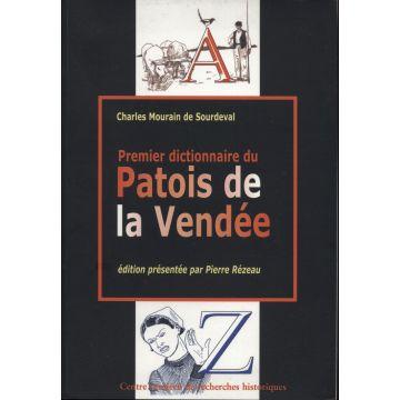 VENDU Premier dictionnaire du patois de la Vendée
